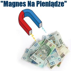 magnes na pieniądze